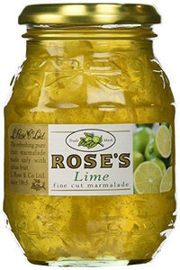 Rose's | Lime Fine Cut Marmalde