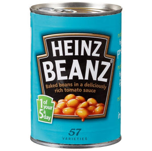 Heinz Baked Beanz in Tomato Sauce | the Scottish Company