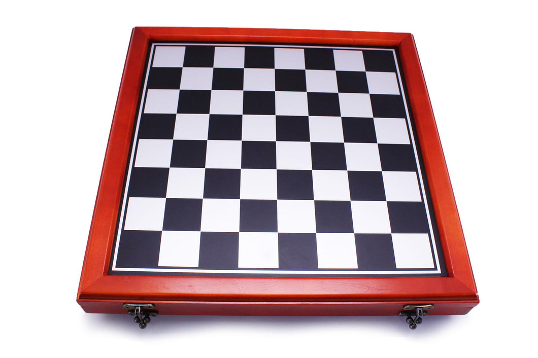 Chessboard with Storage Compartment
