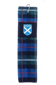 The Scottish Company | Tartan Golf Towel | Toronto