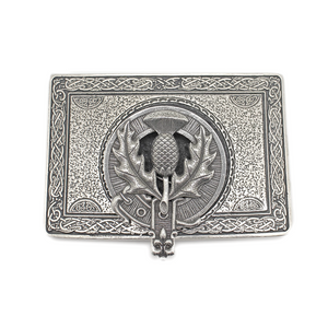 Belt Buckle | Blank Buckle for Clan Crest