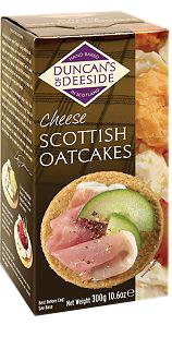 Duncan's of Deeside | Cheese Scottish Oatcakes