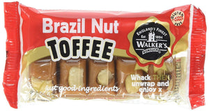 Walkers Toffee | Brazil Nut