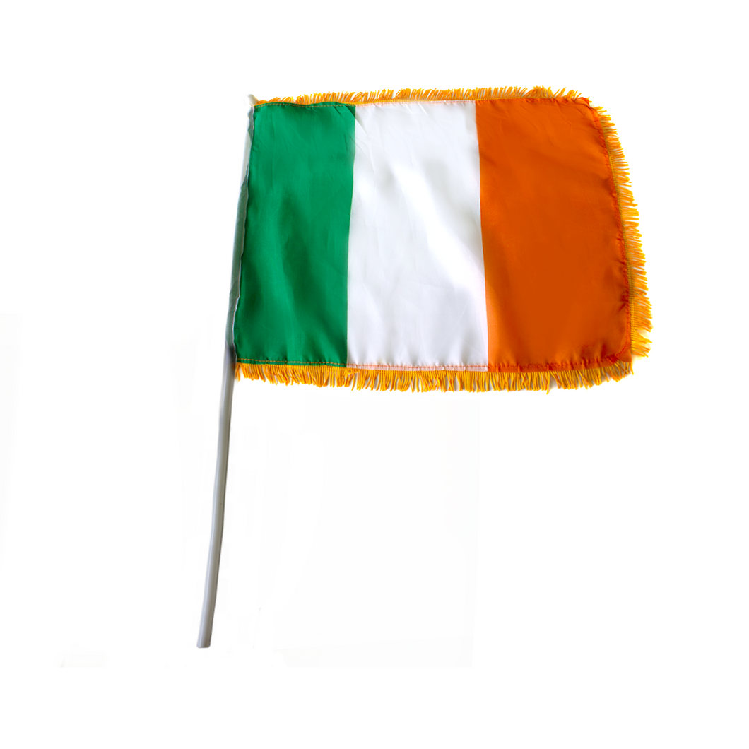 Irish Fringed Flag | The Scottish Company | Toronto