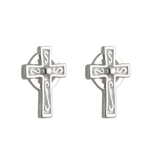 Children's Cross Stud Earrings