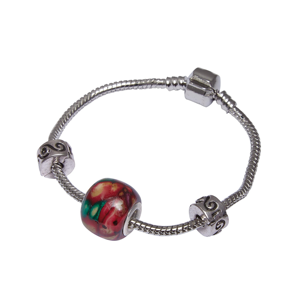 Round Heathergem Bead Bracelet | The Scottish Company | Toronto