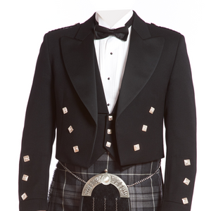 Prince Charlie Kilt Jacket and Vest