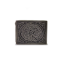 Belt Buckle Celtic Knot Matte Pewter | The Scottish Company | Toronto