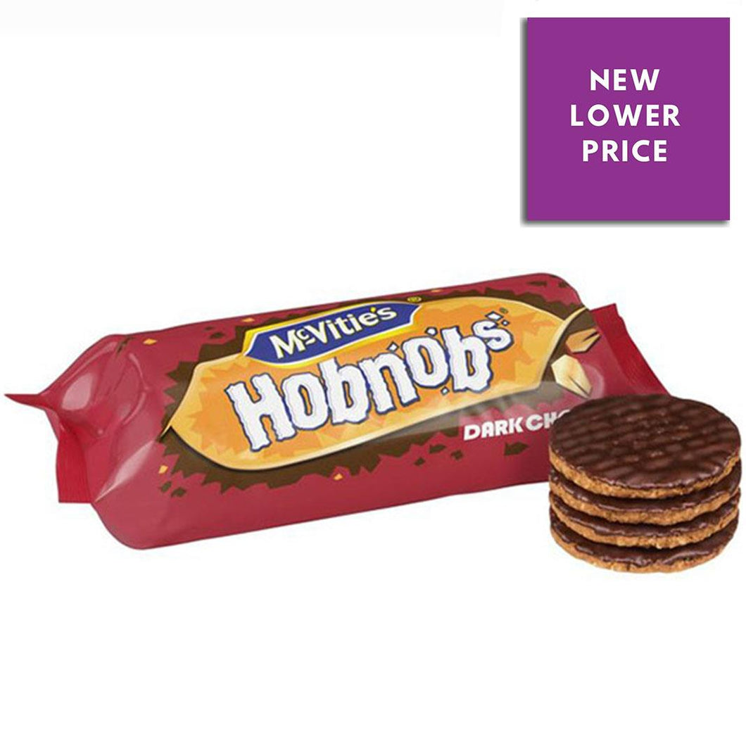 McVitie's | Dark Chocolate HobNobs