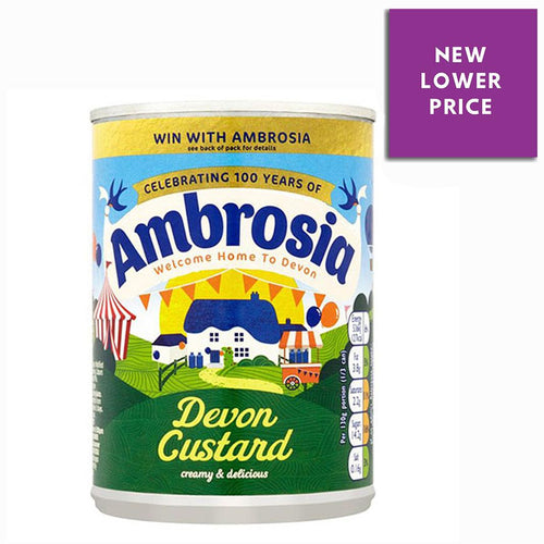 Ambrosia Devon Custard | The Scottish Company