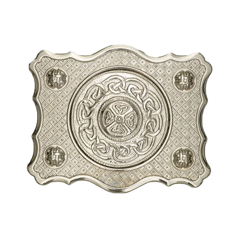 Celtic Centre Belt Buckle | The Scottish Company | Toronto Canada