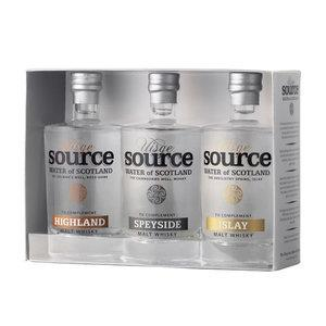 Whisky Source Water | Trio Set