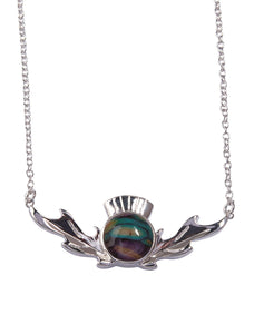 Heathergems | Thistle Necklace