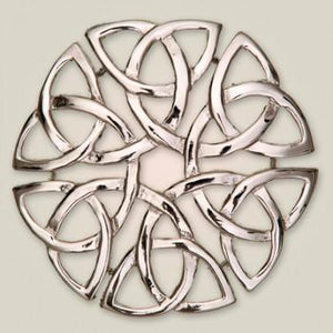 Brooch | Eternal Interlace