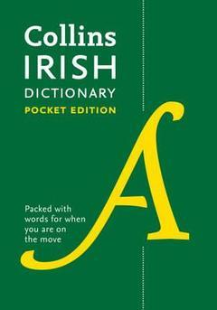 Collins Irish Dictionary | Pocket Edition