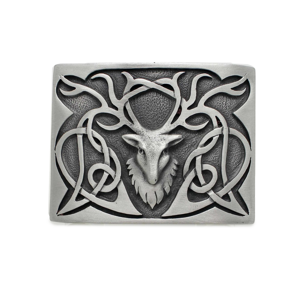 Belt Buckle | Stag