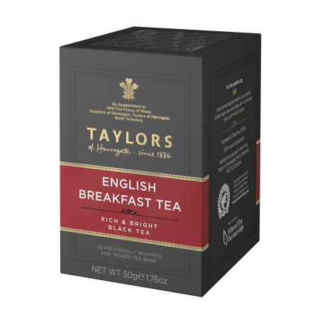 Taylor's English Breakfast Tea | The Scottish Company | Toronto