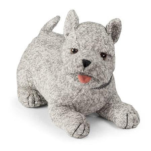 Dora Designs | Minty the Westie Doorstop