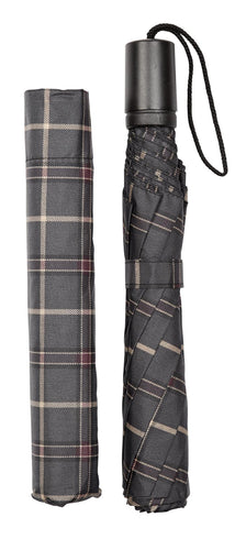 Byers Tartan Folding Umbrella