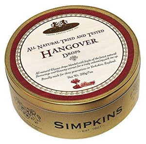 Simpkins Hangover Travel Sweets | The Scottish Company