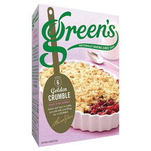 Green's | Golden Crumble