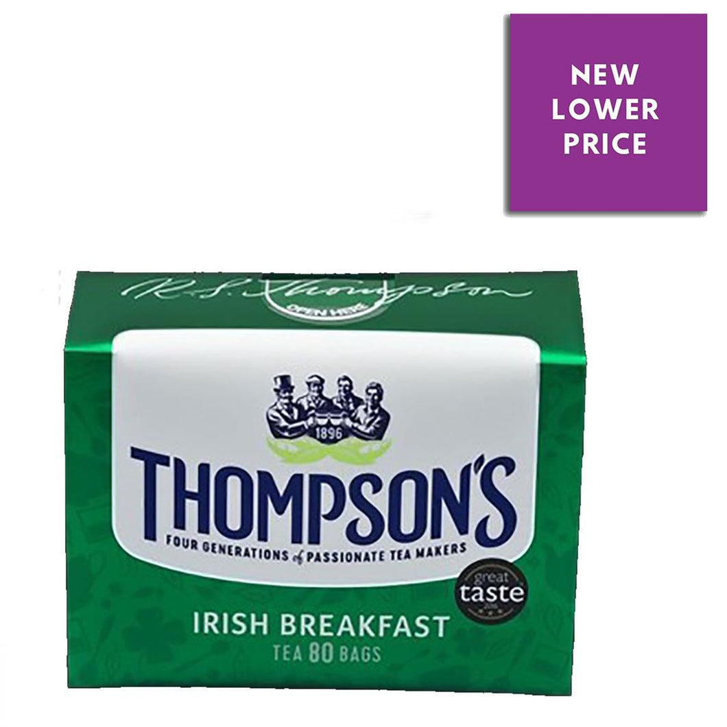 Thompson's Family Teas | Irish Breakfast Blend