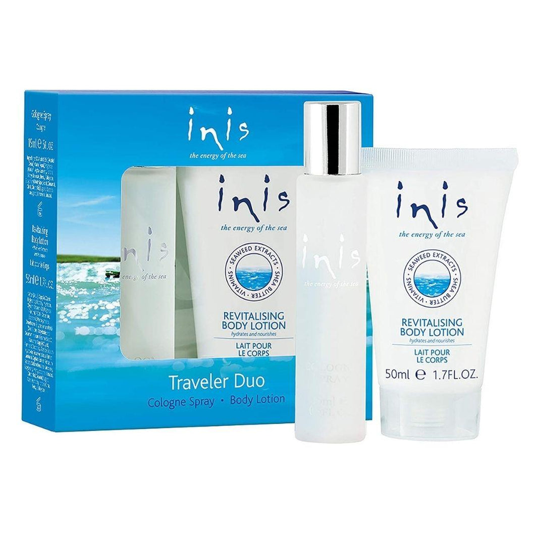 Inis Energy of the Sea | Travel Gift Set