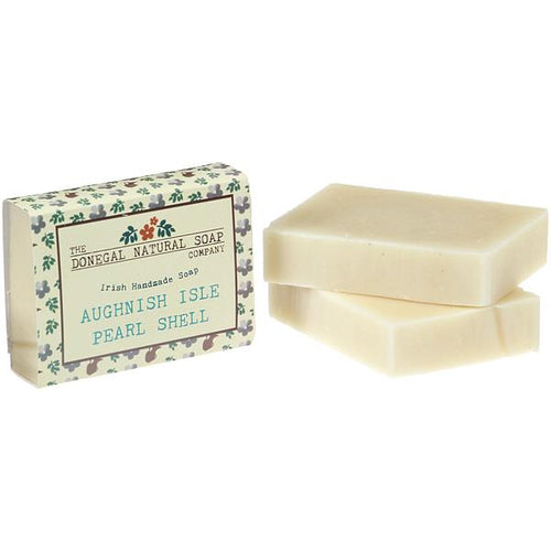 Donegal Soap Co. | Aughnish Isle Pearl Shell Bar Soap