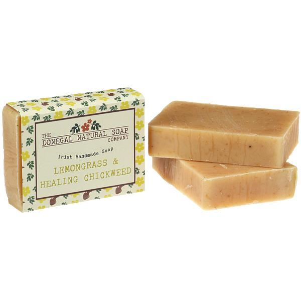 Donegal Soap Co. | Lemongrass and Chickweed Bar Soap