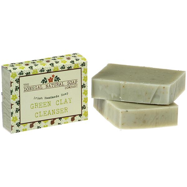 Donegal Soap Co. | Green Clay Cleanser Bar