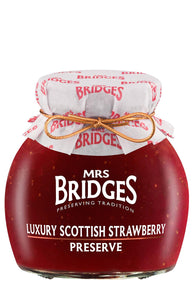 Mrs. Bridges | Luxury Scottish Strawberry Preserve