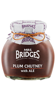 Mrs. Bridges | Plum Chutney with Ale