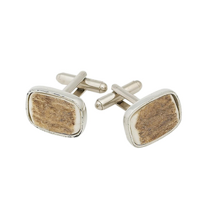 Staghorn Cufflinks | The Scottish Company | Toronto
