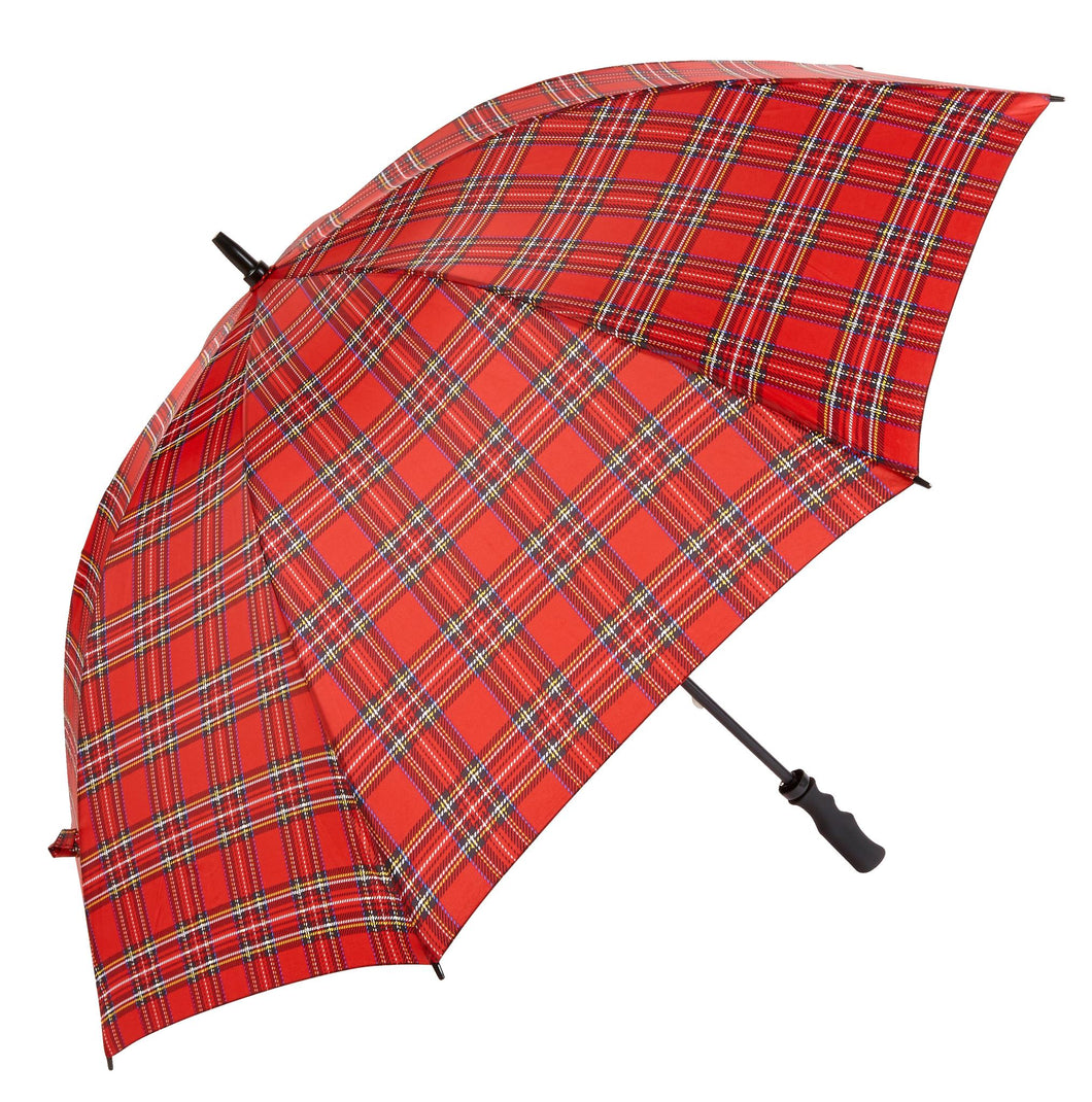 Royal Stewart Golf Umbrella | The Scottish Company | Toronto Canada