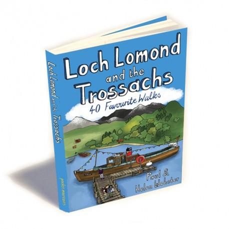 Walking Trails Guidebook | Loch Lomond and the Trossachs