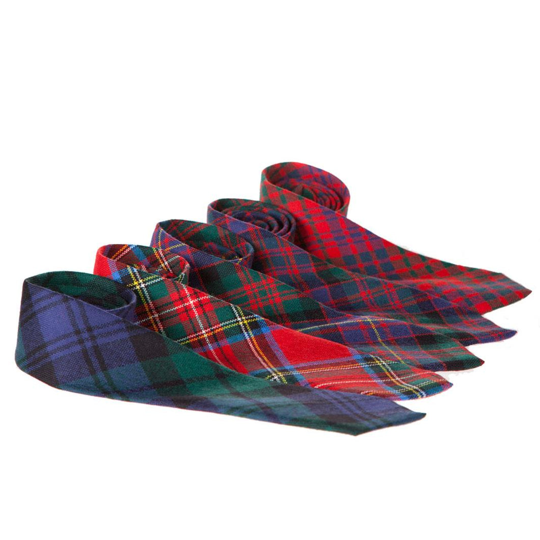 Children's Tartan Ties | Districts