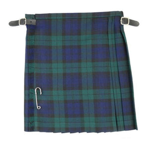 Boy's Kilt | Black Watch Tartan