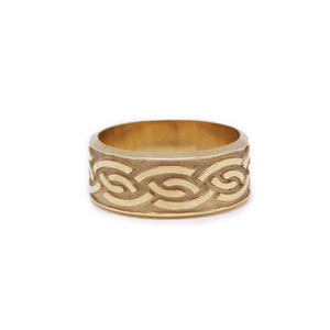 Ring | Men's Celtic Weave Wedding Band