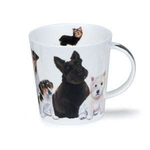 Dunoon | Cairngorm Dogs & Puppies Mug | The Scottish Company | Toronto