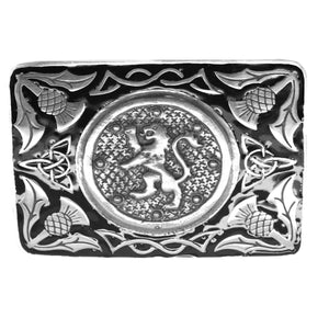 The Scottish Company Belt Buckle | Lion Rampant