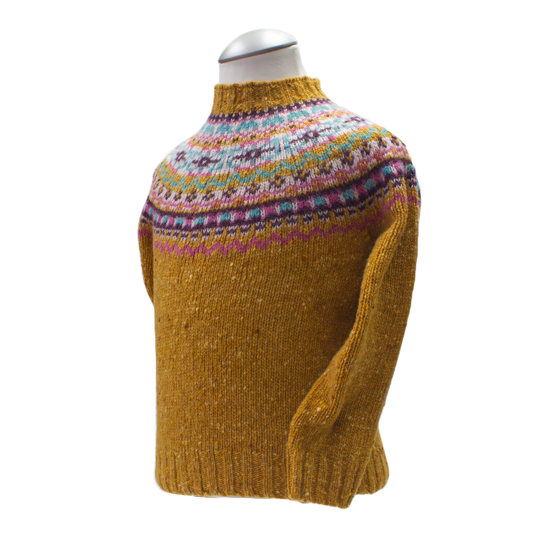 a201515a7 Children s Fair Isle Sweater