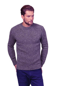 Merino Wool Crew Neck Sweater | The Scottish Company | Toronto