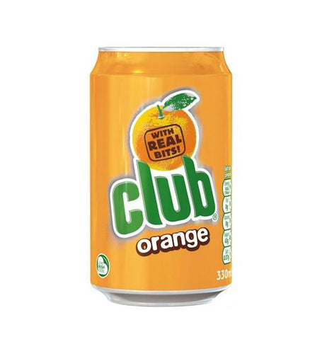 Beverages | Club Orange Drink 330ml