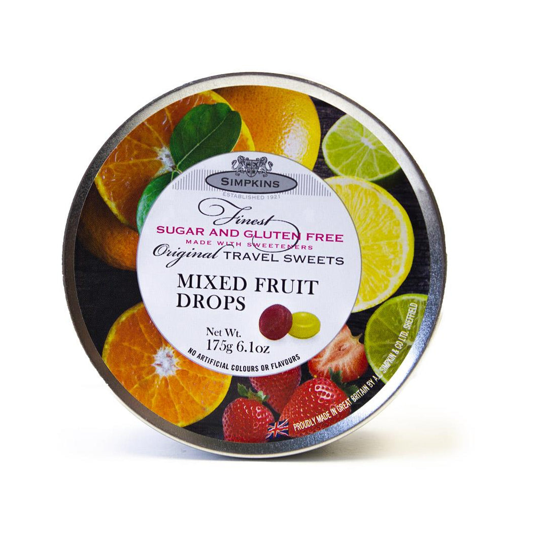 Simpkins Mixed Fruit Travel Sweets | The Scottish Company | Toronto