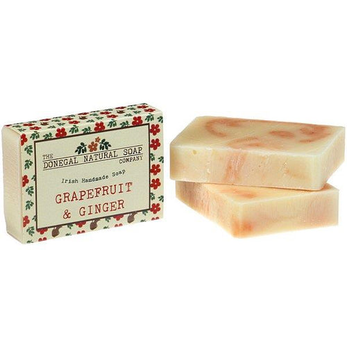 Donegal Soap Co. | Grapefruit and Ginger Bar Soap