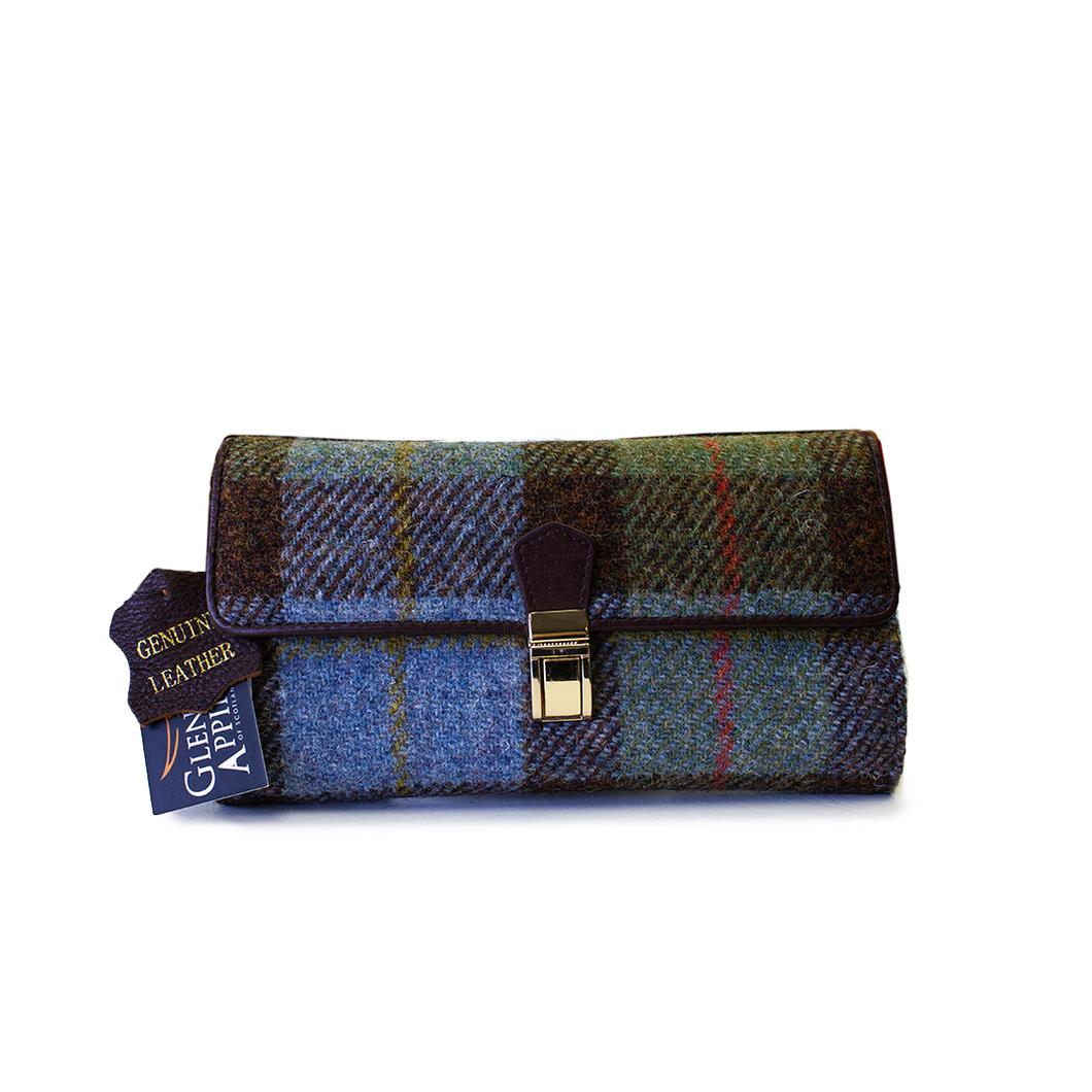 Harris Tweed Women's Wallet | The Scottish Company