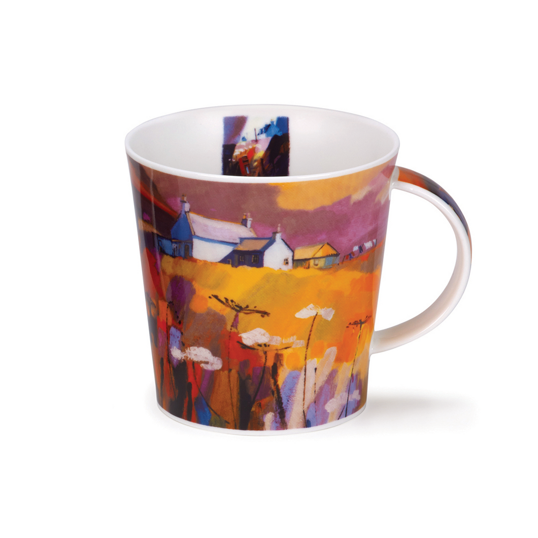 Dunoon Croft Red Skies Mug | The Scottish Company | Toronto
