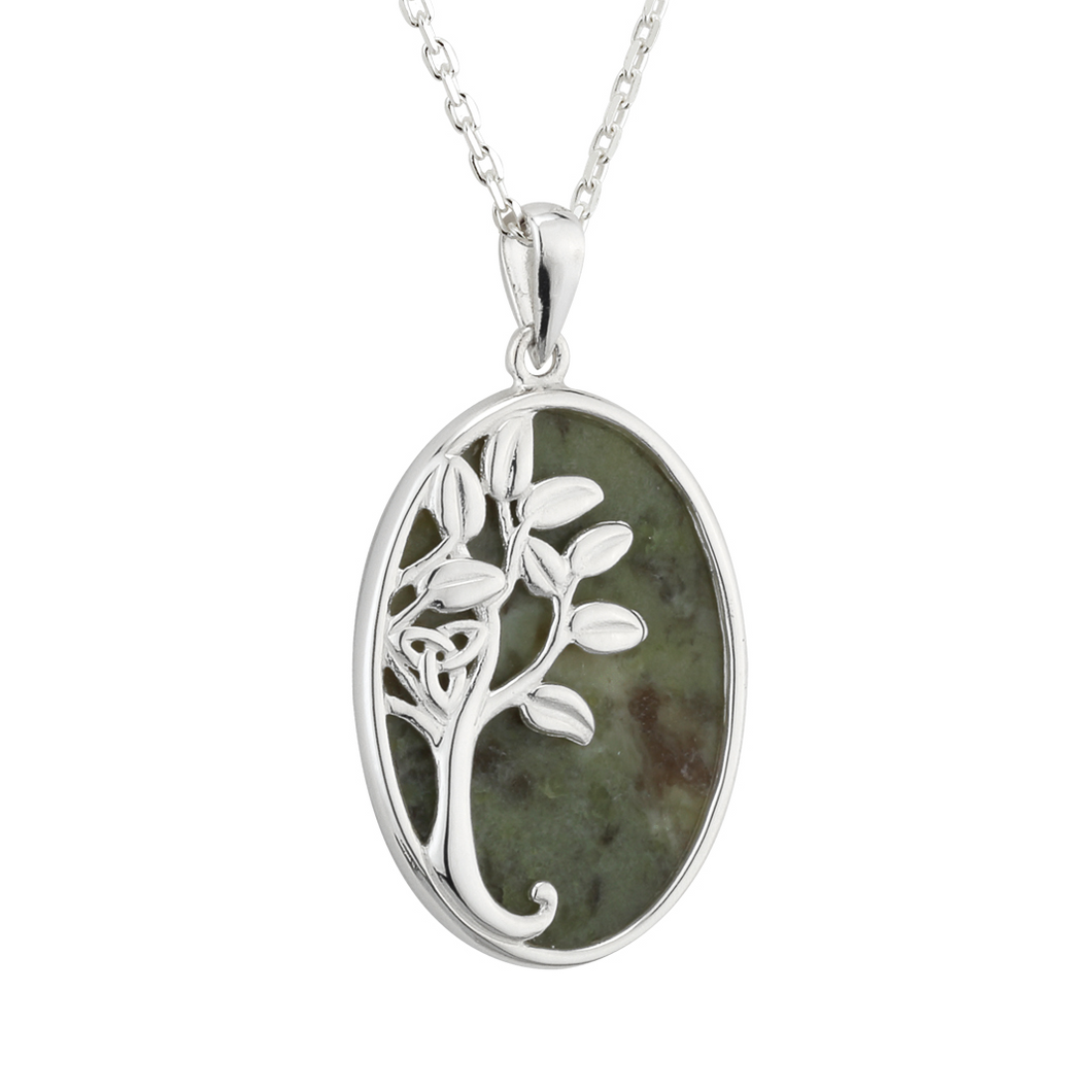 Solvar | Connemara Tree of Life Pendant
