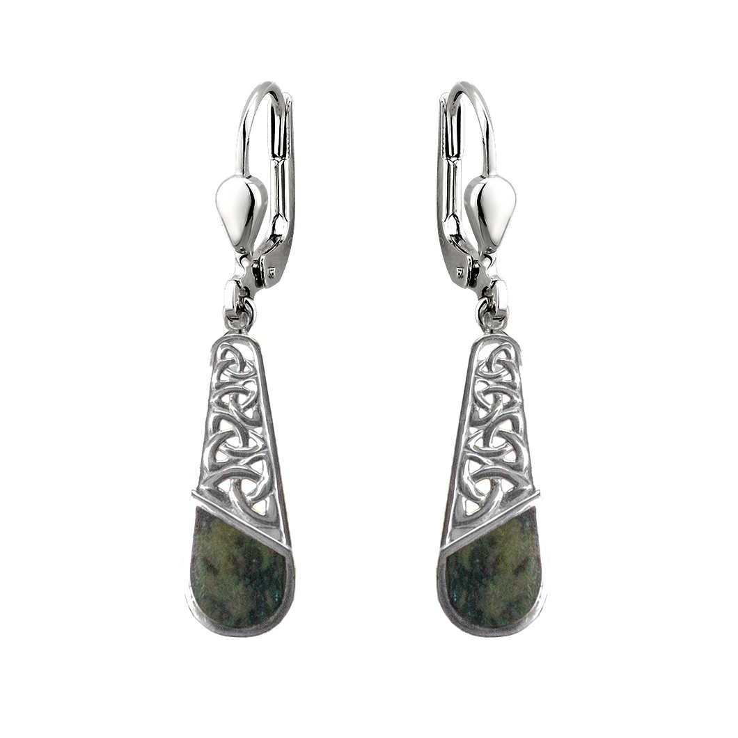 Solvar Connemara Trinity Earrings | The Scottish Company | Toronto