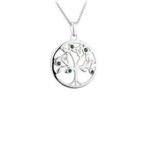 Solvar Tree of Life Pendant | The Scottish Company | Toronto
